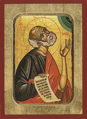 Prophète Jonas