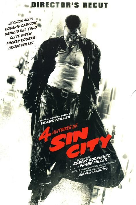 an analysis of the movie sin city directed by frank miller robert rodriguez and quentin tarantino A movie version of the sin city books was released in 2005it starred a number of famous actors, including jessica alba, brittany murphy, bruce willis, and elijah woodthe movie was directed by frank miller, robert rodriguez, and quentin tarantino.