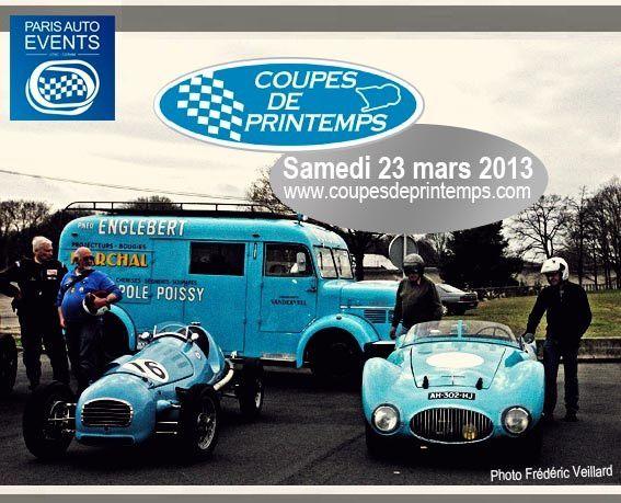 Coupes de Printemps à l'Autodrome de Linas-Montlhéry 23 m