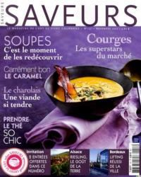 Saveurs - Novembre 2007