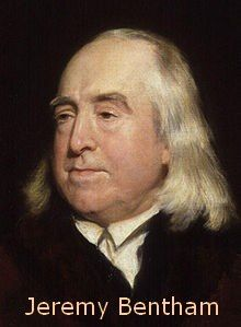 -Jeremy Bentham by Henry William Pickersgill