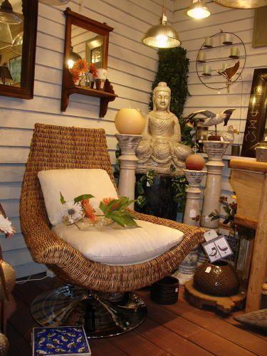 Visite du magasin de bernay loft et d pendances for Pescatore luminaire