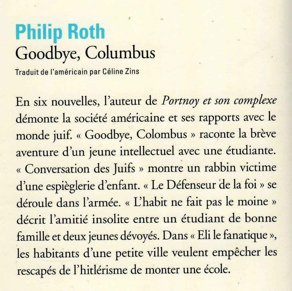 goodbye columbus themes Amazonin - buy goodbye, columbus book online at best prices in india on amazonin read goodbye, columbus book reviews & author details and more at amazonin free delivery on qualified orders.