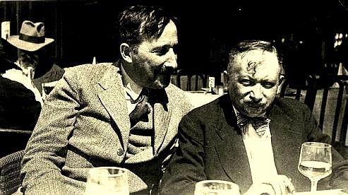 Joseph Roth et Zweig