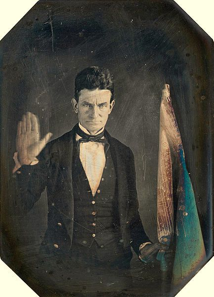 John Brown by Augustus Washington, 1846-7