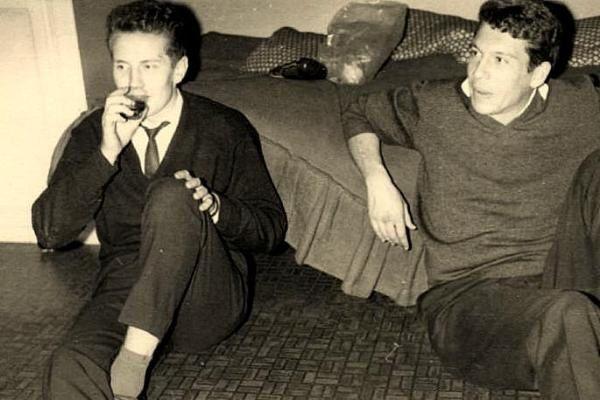 Professeur Alexis Jacquemin à 22 ans-Christian vancau-Liege-Rue du Snapeux-1961