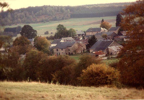 Moircy-Vancau-Ruisseau de la Houssière-Ourthe Occidentale