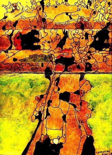 Peintre Vancau-Artiste-Moircy-Libramont