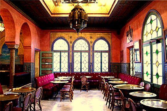 restaurant de la grande mosquee de paris
