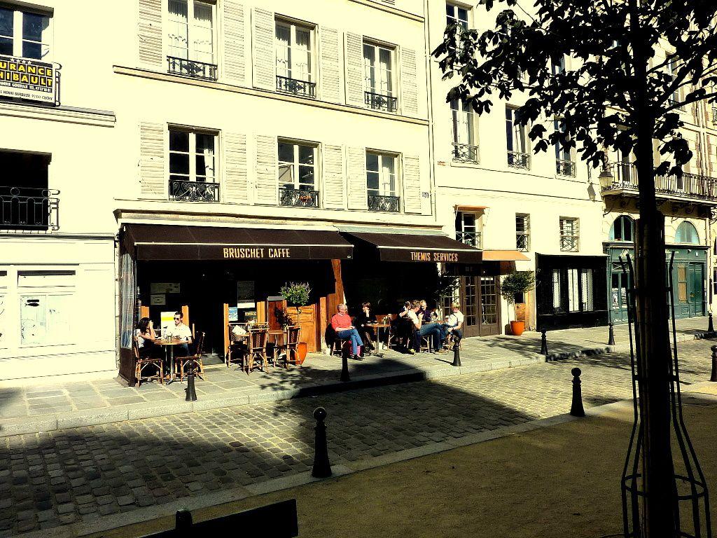 Cafe Le Galant Paris