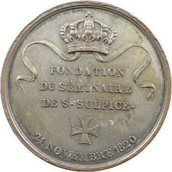 médaille Saint-Sulpice
