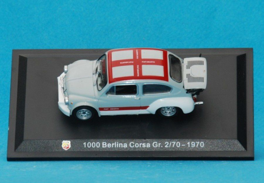S 233 Ries Italiennes Abarth Collection Le Blog Miniaturesautos