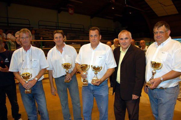 Concours de Boules 10/11 juin 2007 photos Michel DENOYER