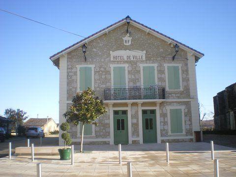 Valence sur Baise Mairie