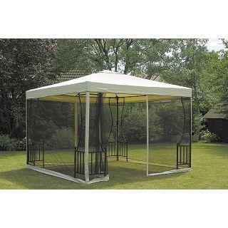 tonnelle hexagonale avec moustiquaire tout pour la maison. Black Bedroom Furniture Sets. Home Design Ideas