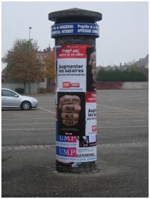 Affiches collone maurice