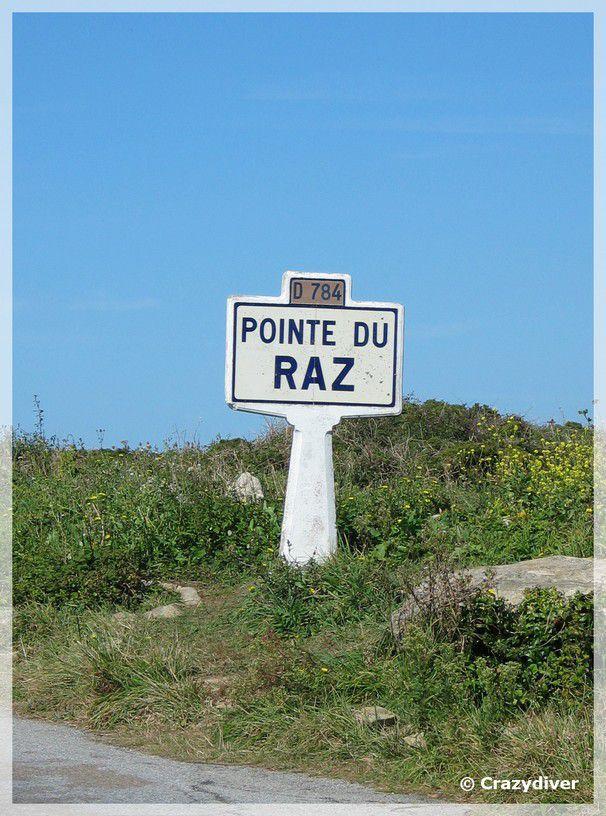 La pointe du RAZ
