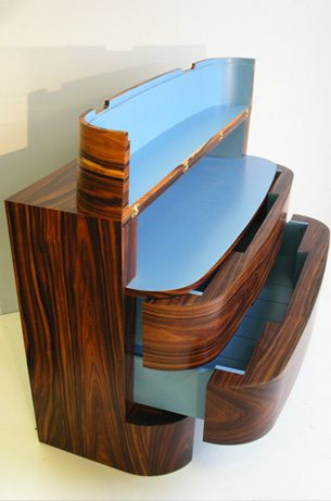 tabouret peigne du nantais damien hamon architecture et d coration par mademoiselle c cile. Black Bedroom Furniture Sets. Home Design Ideas