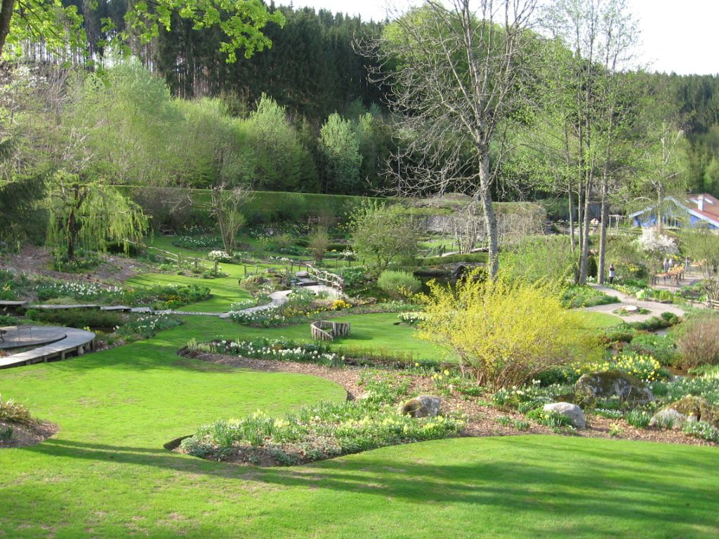 Le jardin de berchigranges le blog de roland for Le jardin de domont