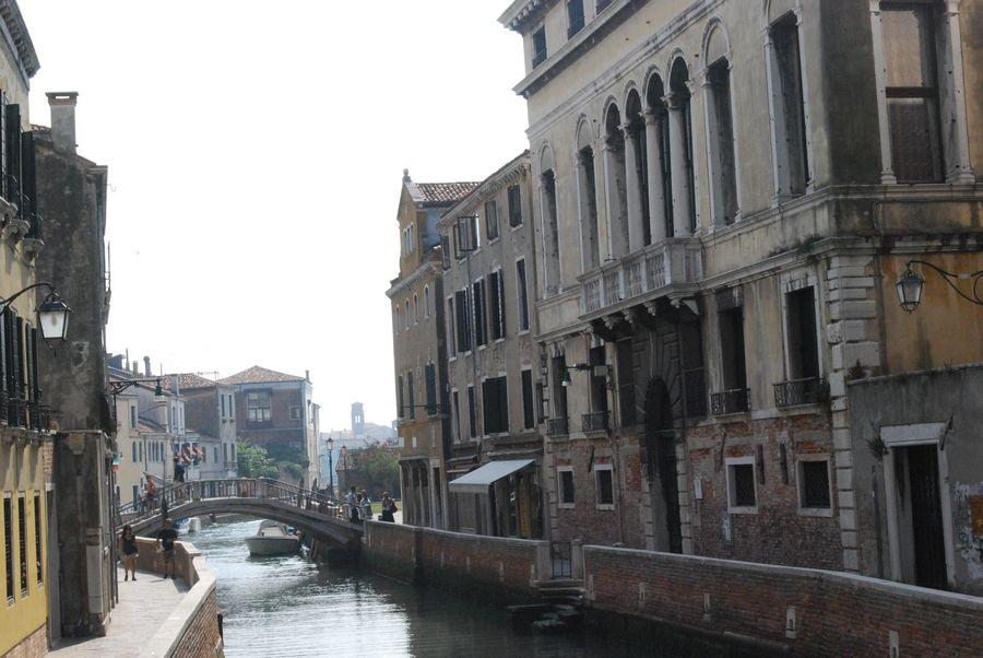 Venise les canaux encore les voyages et le jardin de for Avis sur le jardin de catherine