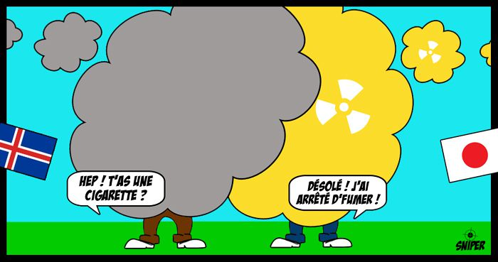 Dessin presse sniper pollution 700