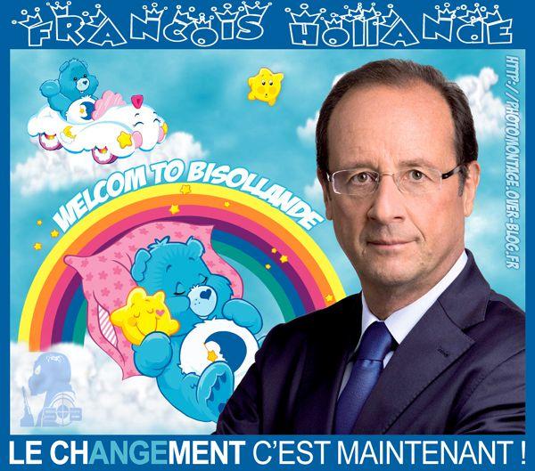 François Hollande est tellement ridicule que l'on ne peut même pas avoir pitié ! BISOUNOURS-Hollande-sblesniper-600