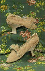 chaussuresdefemmeXVIIIe