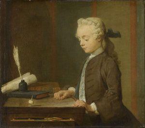 Chardin Enfant Toton300