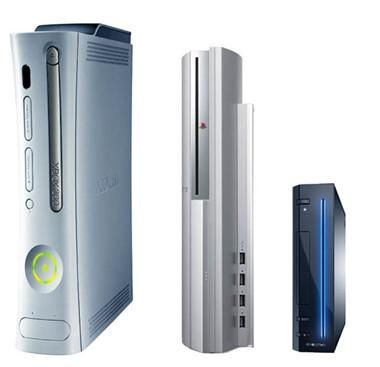 PS3 xbox360 WII
