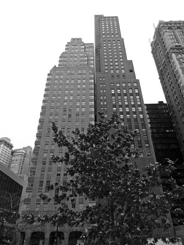 Photos personnelles d'un city trip à New-York...