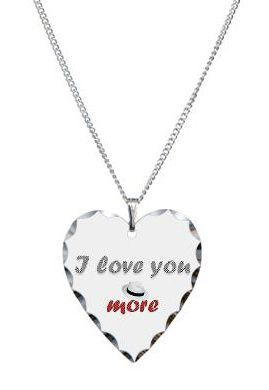 the more i love you: