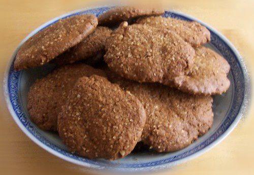 biscuit amande 2
