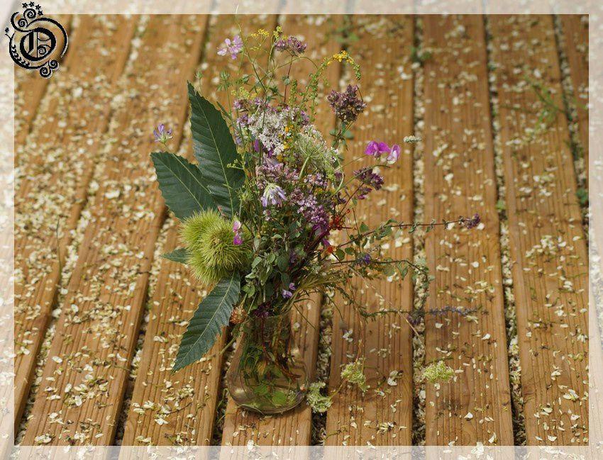 bouquet fleurs d'été anduze 2