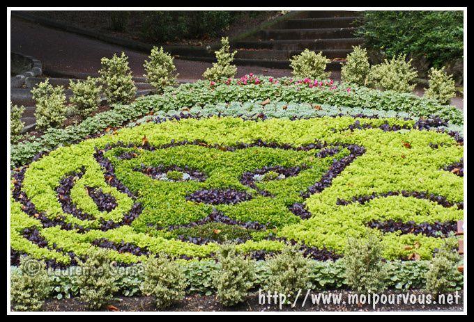 Clermont ferrand lion et dinosaures au jardin lecoq moipourvous entrez sans frapper en - Massif jardin japonais clermont ferrand ...
