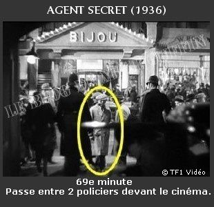 1936-apparition Hitchcock Agent secret