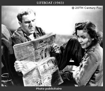 1943-Lifeboat fausse apparition
