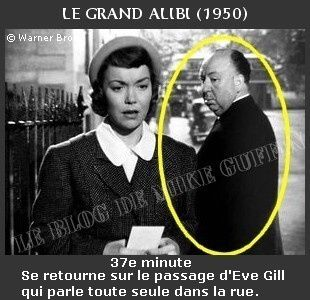 1950-apparition Hitchcock Le Grand alibi