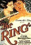 1927 The Ring affiche