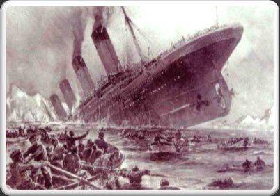 Hitchcock Titanic