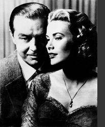 1954 Milland Grace Kelly Le crime etait presque parfait 2