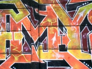 damys graffitis tellin Tellin TELLIN