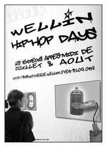 wellin hip-hop days by kgb