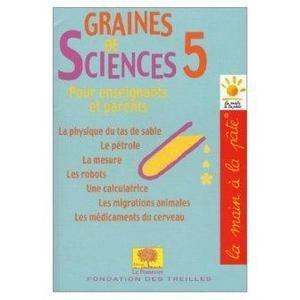Graines de sciences