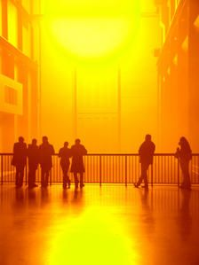 he-Weather-Project-Tate-Modern-Turbine-Hall-by-Olafur-Eliasson tellin Tellin TELLIN WELLIN Wellin wellin