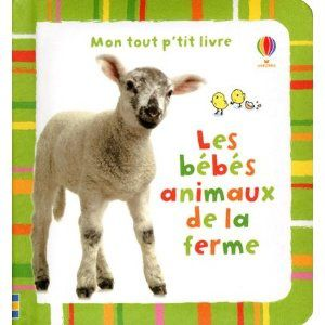 les b b s animaux et les b b s animaux de la ferme de usborne jeux tu lis. Black Bedroom Furniture Sets. Home Design Ideas