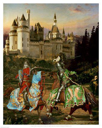 Lancelot la l gende des chevaliers de la table ronde - Lancelot et les chevaliers de la table ronde ...