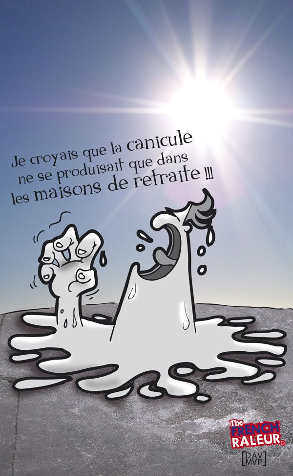 L'origine du FRENCH RALEUR !!!!!