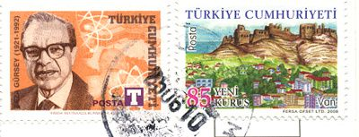 Timbre-Turquie