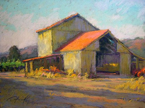 Barn-in-Morning-Light---Terri-Ford_pastel.jpg
