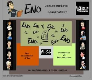 eno caricatures